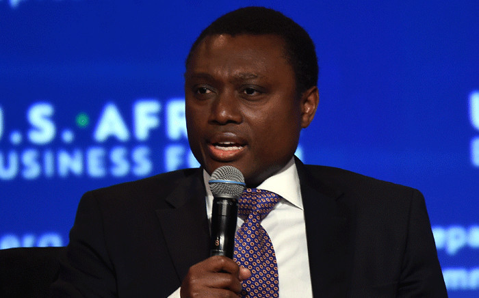 FILE: Sim Tshabalala. Picture: Getty Images/AFP