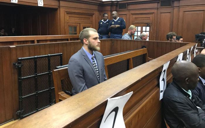 FILE: Convicted murder Henri van Breda in the Western Cape High Court on 7 June 2018. Picture: Cindy Archillies/EWN