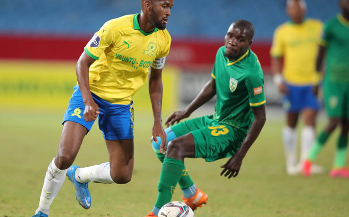 Mamelodi Sundowns and Golden Arrows played to a 0-0 draw in their DStv Premiership match on 28 April 2021. Picture: @Masandawana/Twitter