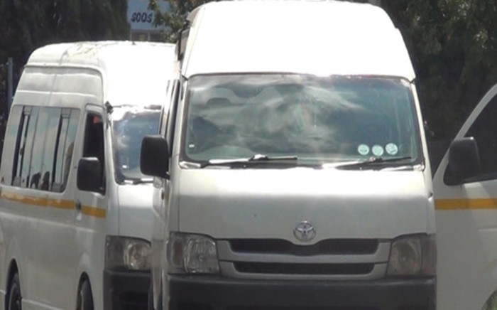 FILE: Following the murder of a taxi driver in Hyde Park, there are more tensions between operators in Bryanston.  Picture:Reinart Toerien/EWN
