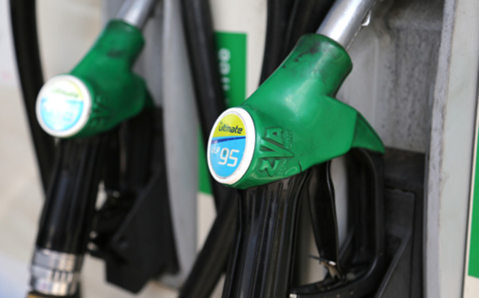 Generic: Petrol pump at BP station. Picture: EWN