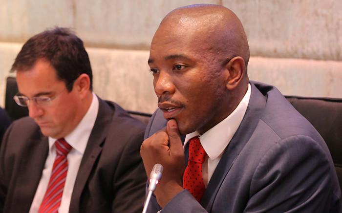 The DA's Mmusi Maimane. Picture: Aletta Gardner/EWN.
