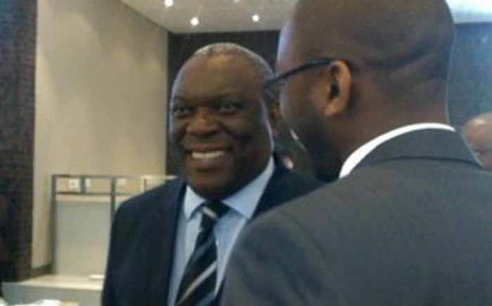 State Security Minister Siyabonga Cwele. Picture: EWN