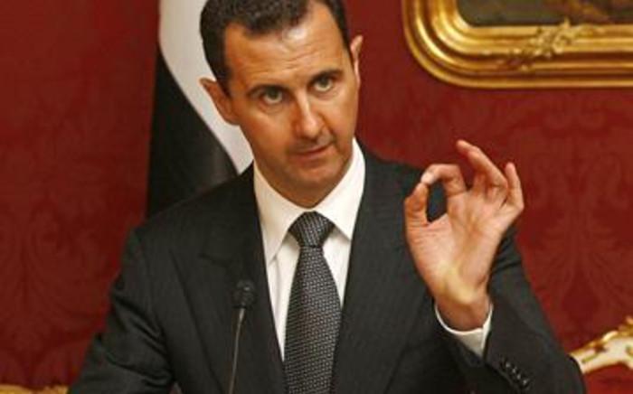President Bashar al-Assad. Picture: AFP