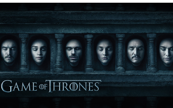 The 'Game of Thrones' season six poster. Picture: M-Net.