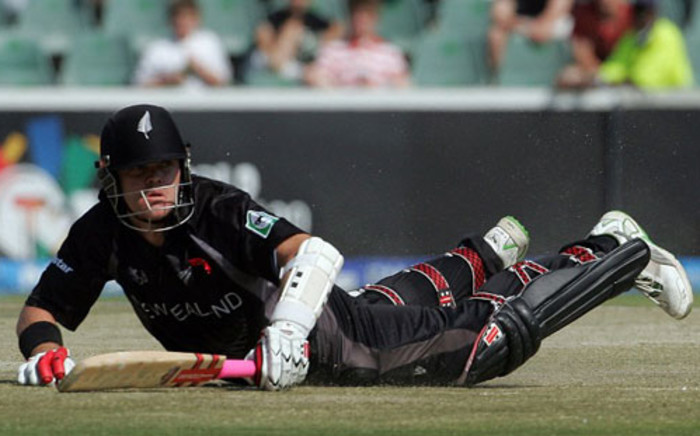 File: Peter Fulton & Hamish Rutherford gave New Zealand a solid start to the third test against England. Picture: AFP
