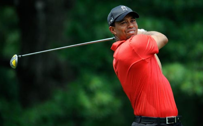 Fifteen-time major champion Tiger Woods. Picture: AFP