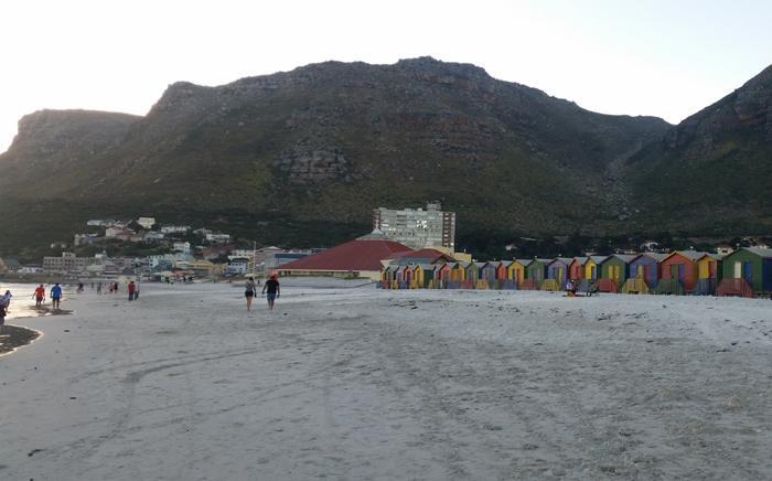 Muizenberg beach. Picture: EWN