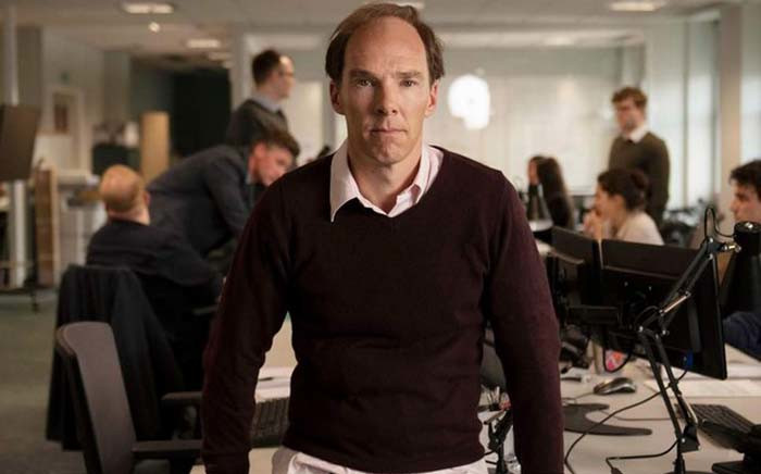 'Brexit: The Uncivil War' lead actor Benedict Cumberbatch. Picture: Www.channel4.com