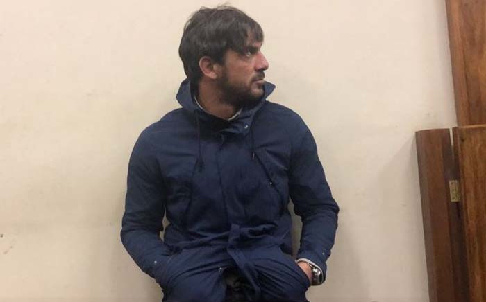 FILE: Adam Catzavelos appeared at the Randburg Magistrates Court on 13 June 2019. Picture: Mia Lindeque/EWN