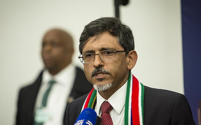 FILE: Economic Development Minister Ebrahim Patel. Picture: EWN