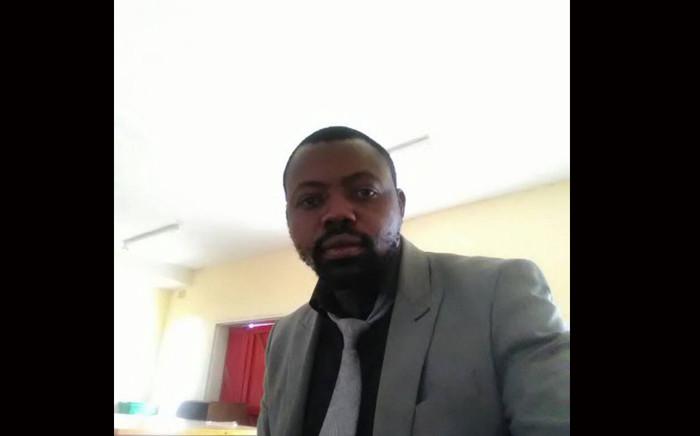 Amalgamated Rural Teachers Union of Zimbabwe president Obert Masaraure. Picture: @OMasaraure/Twitter
