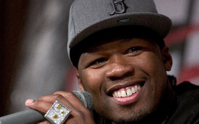 """Rapper Curtis """"50 Cent"""" Jackson. Picture: hiphopwired.com"""