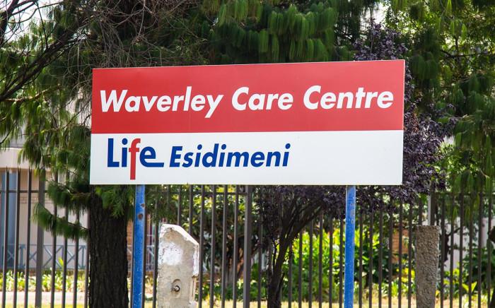 FILE: A Life Esidimeni care centre in Boksburg. Picture: EWN
