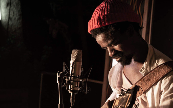 Burkina Faso singer Patrick Kabre. Picture: Patrick Kabre on Facebook.