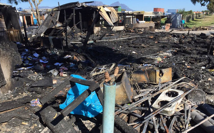 Residents say they don't point out the perpetrators of the attacks to police because they fear they'll be targeted. Picture: Xolani Koyana/EWN.