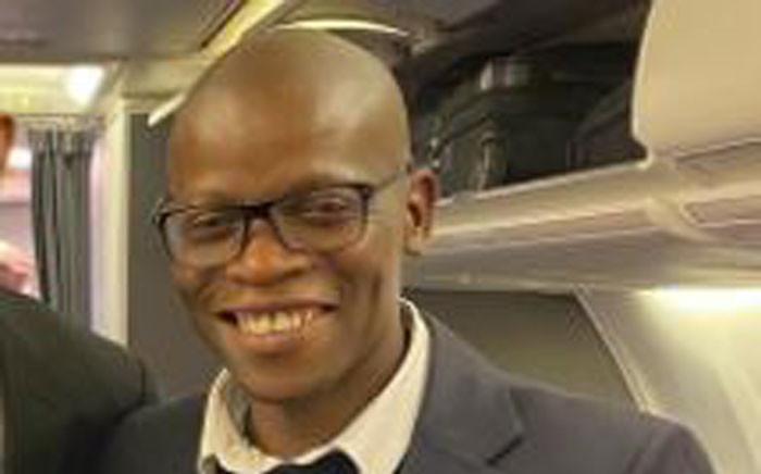 Pretoria News editor Piet Rampedi. Picture: Twitter/@pietrampedi