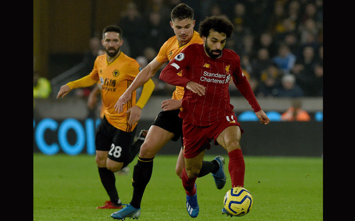 Liverpool FC beat Wolves FC 2-1 on 23 January 2020. Picture@LFC/Twitter.