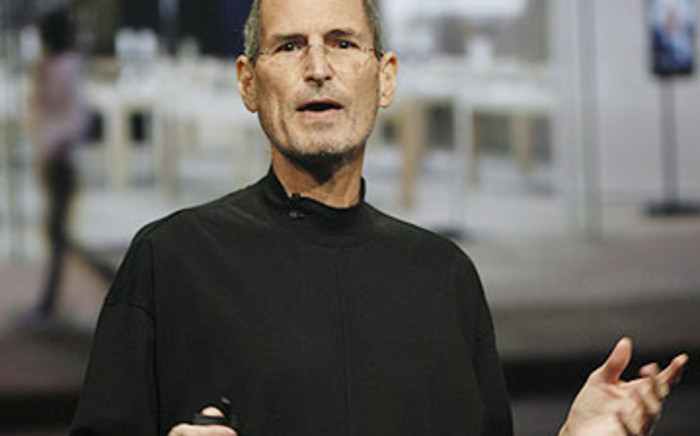 Co-founder of Apple Steve Jobs died of Pancreatic cancer on 5 October 2011. Picture: AFP