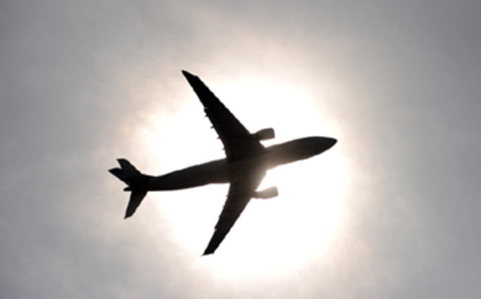 An airplane takes off at Roissy-Charles-de-Gaulle airport on April 21, 2010 in Roissy-en-France. Picture: AFP