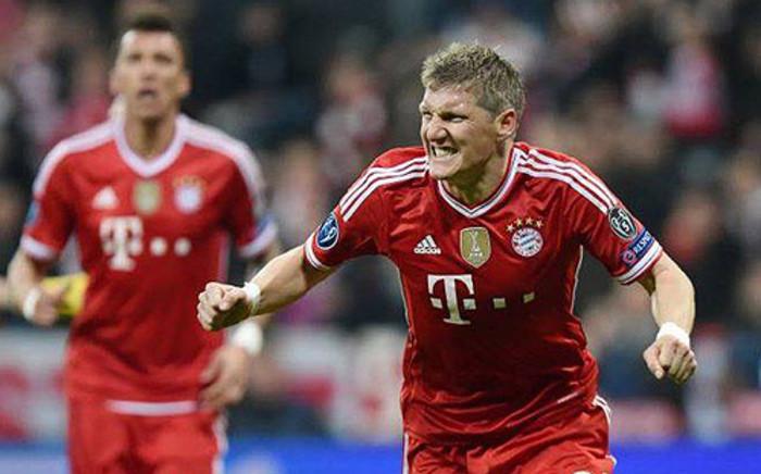 FILE: Bastian Schweinsteiger during his days with Bayern Munich. Picture: Facebook.