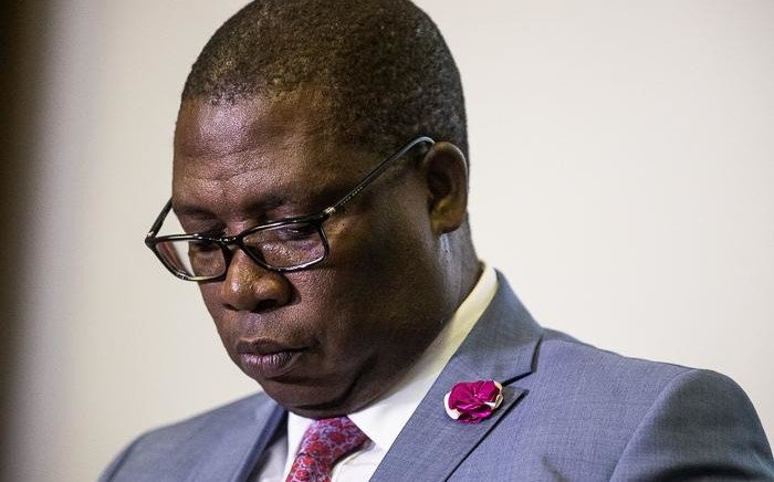 FILE: Lesufi visited the Pretoria school on Friday, where he discouraged disgruntled parents from taking matters into their own hands.. Picture: Kayleen Morgan/EWN