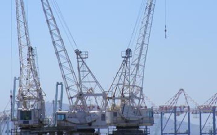 Cape Town Port. Picture: EWN