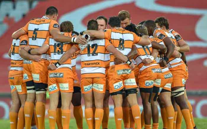 The Cheetahs team. Picture: Twitter/@CheetahsRugby
