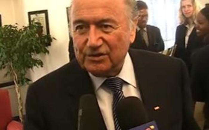 FIFA president Sepp Blatter. Picture: EWN