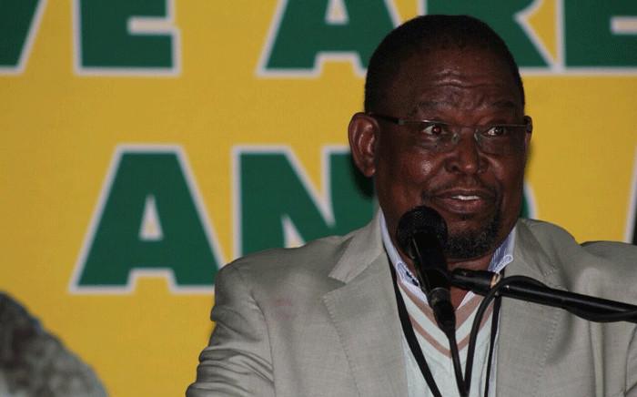 ANC's Enoch Godongwana. Picture: @MYANC/Twitter.