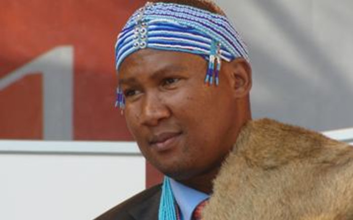 Mandla Mandela allegedly dug up the remains of three of Madiba's children and moved them to Mvezo in 2011.The family wants the remains to be reburied in Qunu in the Eastern Cape Picture:EWN