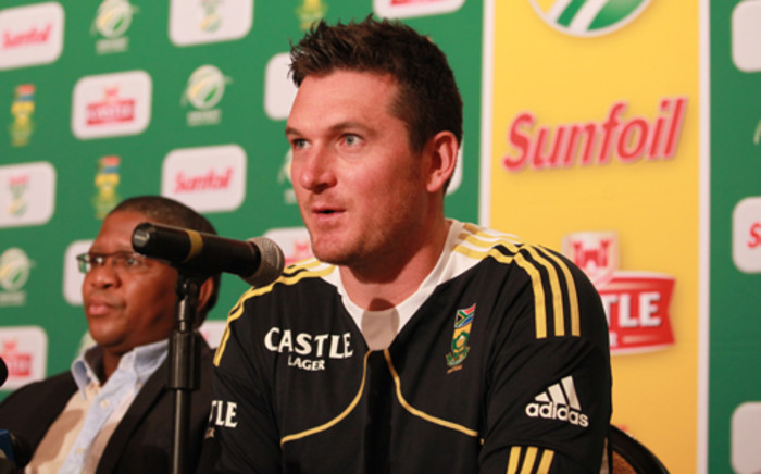 Graeme Smith. Picture: Sebabatso Mosamo/EWN