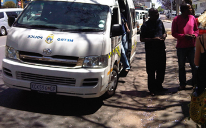It's alleged a Tshwane metro police officer shot and killed a hawker after an alterction.