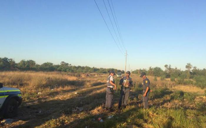 FILE: The scene of the crime in Kraaifontein. Picture: Masa Kekana/EWN.