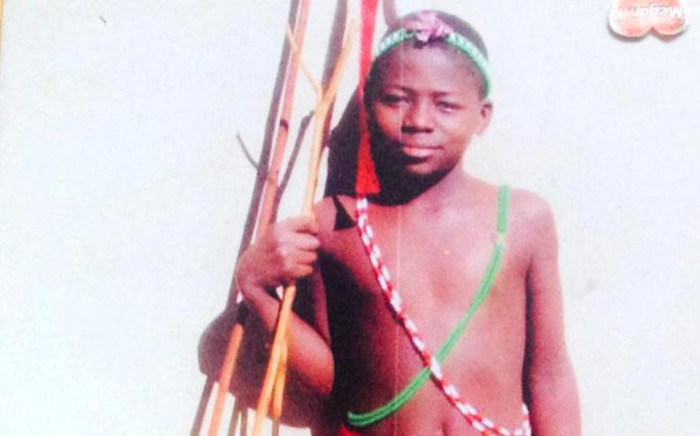 Siphiwe Mahori who was shot and killed in Snake Park, Soweto on 19 January 2015. Picture: Dineo Bendile/EWN.