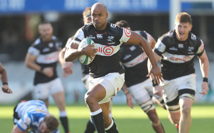 The Sharks secured a 32-27 victory in their coastal Currie Cup clash against the Western Province in Durban on 20 July 2019. Picture: @TheSharksZA/Twitter.