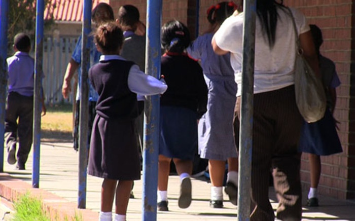 Bishop Lavis pupils are terrified by gang violence. Picture: EWN.