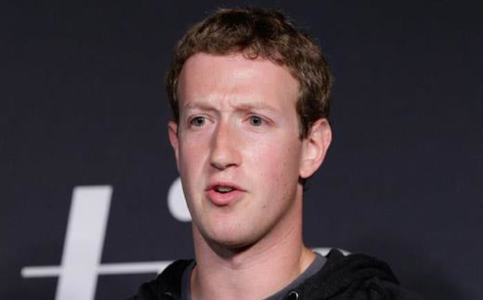 Facebook CEO Mark Zuckerberg. Picture: AFP