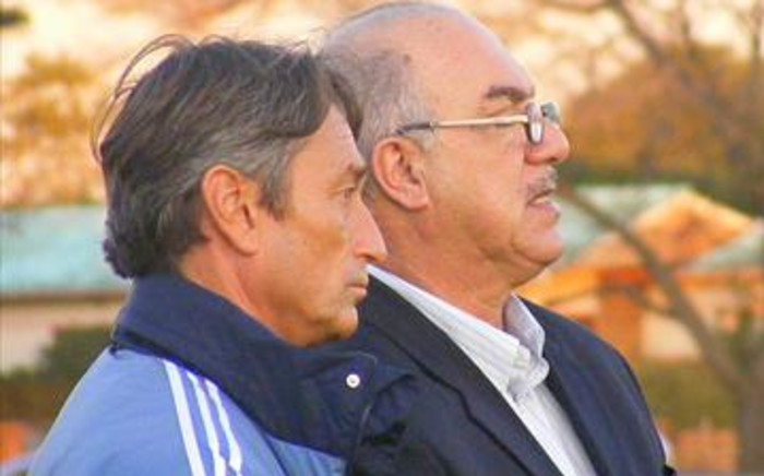 FILE: Mushin Ertugral has not coached a club since he left Ajax to deal with his family business in Turkey. EWN.