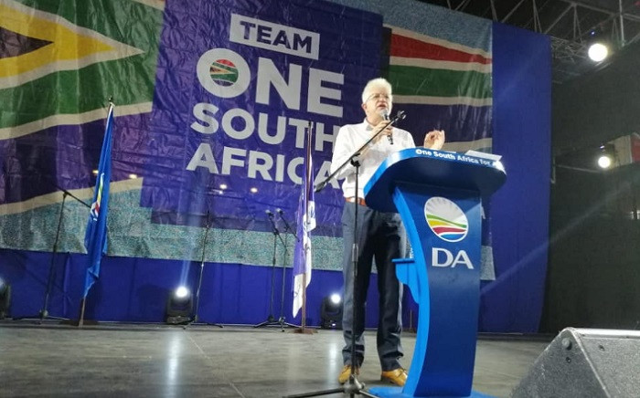 DA Western Cape Premier candidate Alan Winde. Picture: @Our_DA/Twitter