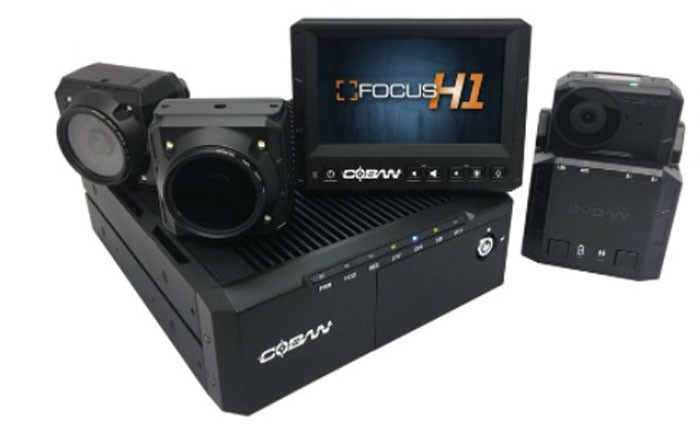 New dashcam from Coban Technologies. Picture: www.cobantech.com.