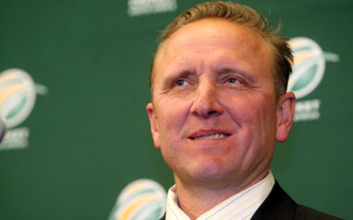 Former South African cricketer Allan Donald. Picture: AFP.