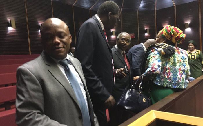 FILE: KwaZulu-Natal ANC leadership in the Pietermaritzburg High Court. Picture: Ziyanda Ngcobo/EWN