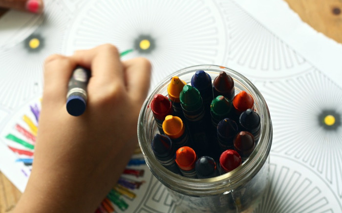Crayons on paper. Picture: pixabay.com