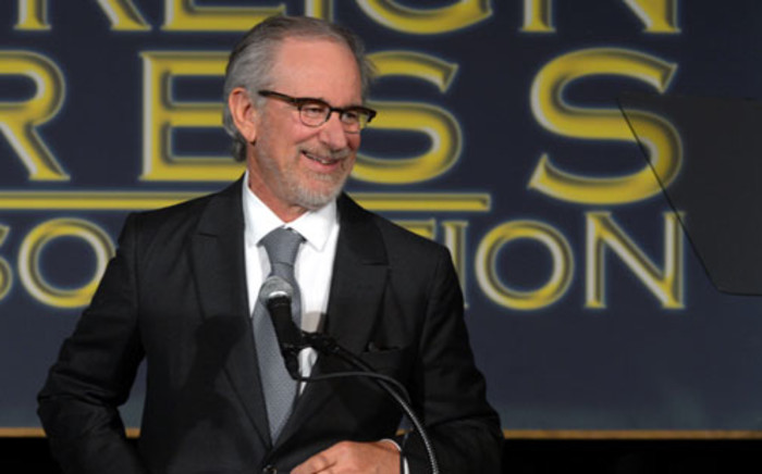 Director Steven Spielberg pictured at the Beverly Hills Hotel on August 9, 2012 in Beverly Hills, California. Picture: AFP