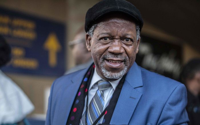 FILE: ACDP leader Kenneth Meshoe at Loftus stadium ahead of the inauguration of Cyril Ramaphosa as the sixth democratically elected president. Picture: Abigail Javier/EWN.
