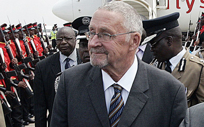 Zambia's acting president Guy Scott. Picture: Supplied