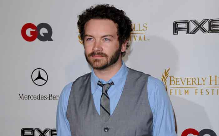 FILE: Actor Danny Masterson in Los Angeles in April 2008. Picture: AFP.