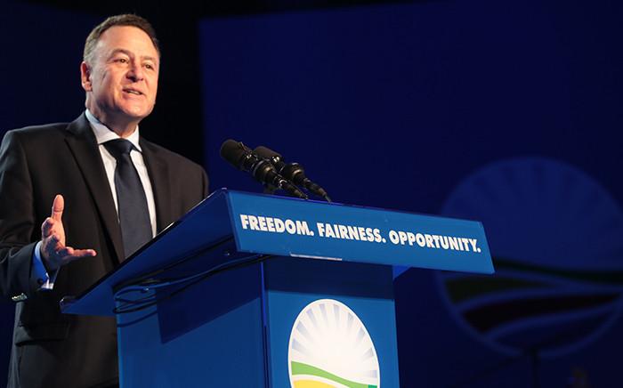 FILE: Former Democratic alliance leader Tony Leon. Picture: Reinart Toerien/EWN.