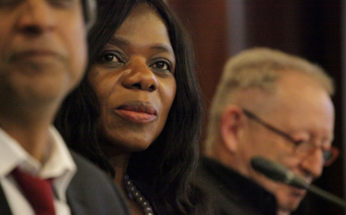 Public Protector Thuli Madonsela has given President Jacob Zuma two weeks to explain why he shouldn't pay back a portion of the R246 million spent on his Nkandla home. Picture: Aletta Gardner/EWN